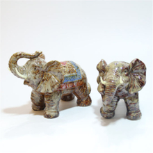 Ceramic Animal Elephant Home Furnishing Articles