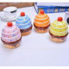 Ceramic Ice Cream Coin Bank for Gift