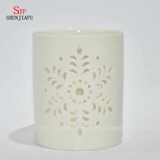 Ceramic Candles with Remote/ Many Pattern