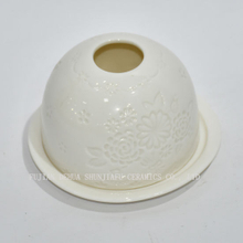 Multi-Style Ceramic Candle Stand/Christmas Gift/Home Decoration
