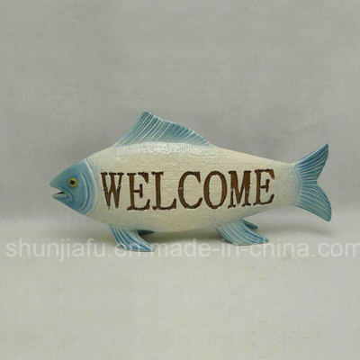 Ceramic Fish for Decoration (home\office\coffee bar)
