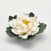 Beautiful Style Home Decor Wedding Decoration Porcelain Flower Figurine Statue Ceramic Flower