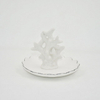 High Quality Home Decor Gift Trinket Tray Ceramic Wedding Ring Holder Jewelry Display Tray