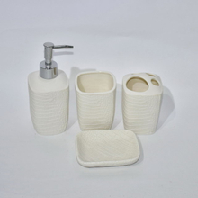 Wedding Decoration Set Four Bathroom Sanitary Accessory Bathroom Accessories Bathroom Set Ceramic