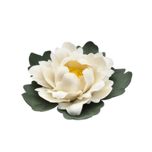 Different Shape Flower Home Decor Wedding Decoration Porcelain Flower Figurine Statue Ceramic Flower