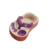 Ceramic Ashtray | Ace Of Hearts Card HighSlipper Ceramic Ashtray