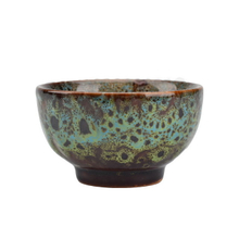 Home Decor Variable Glaze Different Color Choice Custom Printed Dessert Fruit Salad Bowl Ceramic